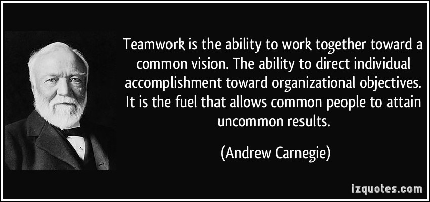 teamwork quotes by famous people - 850×400