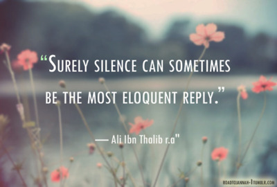 quotes about silence tumblr - photo #27