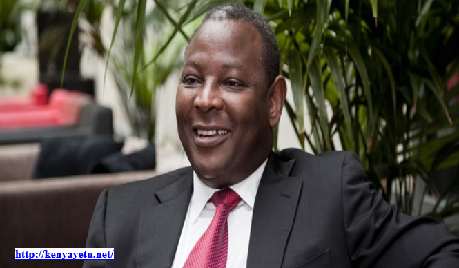 Tips for business success by Dr James Mwangi the CEO of Equity Bank Group