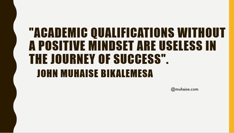 Journey of success
